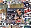MLB New York Yankees 8x8 Scrapbook Photo Album