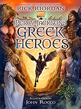 Percy Jackson's Greek Heroes 1423183657 Book Cover