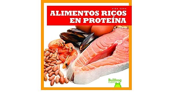 Alimentos Ricos En Proteinas=Protein Foods Vida Sana ...