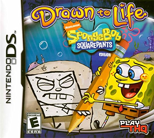 Drawn To Life: Spongebob Squarepants (Spongebob Ds)