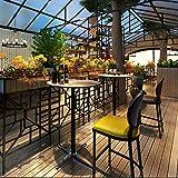 Sunon Round Bar Table High Table for