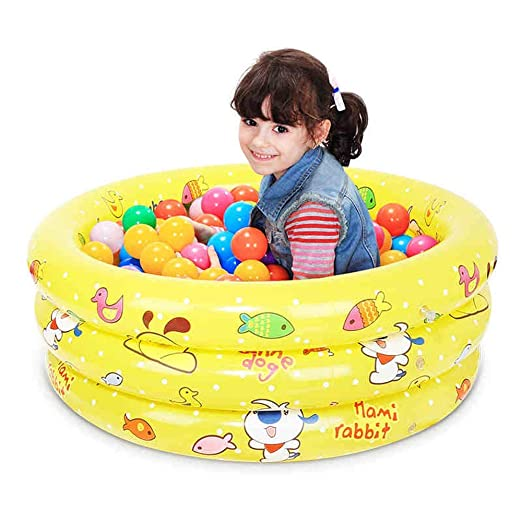 A~LICE&YGG Piscina para bebés, Tina de baño Inflable ...