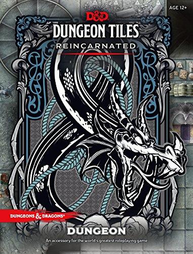Supernatural Rpg Game (D&D DUNGEON TILES REINCARNATED: DUNGEON)