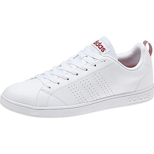 adidas Vs Advantage CL BB9653 White Women s Shoes Sneakers Sports - White 10e3423a7f57c
