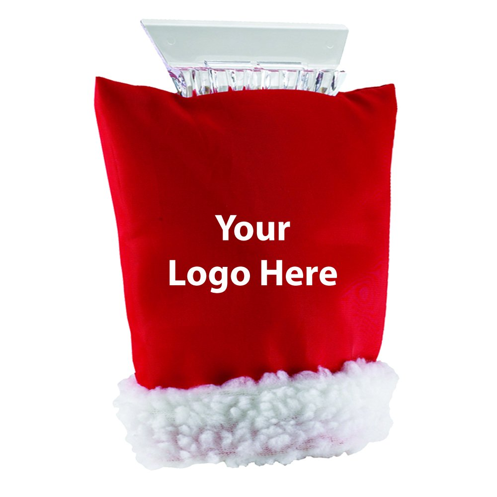 Ice Scraper Hand Mitten - 50 Quantity - 5.20 Each - PROMOTIONAL PRODUCT/BULK with YOUR LOGO/CUSTOMIZED