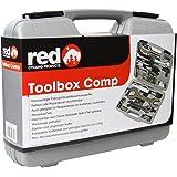 Fahrradwerkzeug RCP Toolbox Comp Werkzeugkoffer