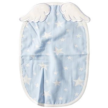 55382be9290108 ベビー 汗取りパッド 天使の羽 汗取りインナー キッズ 赤ちゃん エンジェル 綿100% ベビーギフト