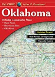 Oklahoma Atlas and Gazetteer (Delorme Atlas & Gazetteer)