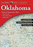 Oklahoma Atlas and Gazetteer (Delorme Atlas & Gazetteer)