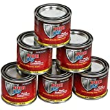 POR 15 45032 - 4oz Can Gloss Black Rust Preventative Paint - Paint Over Rust! (Single Can)