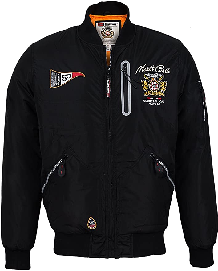 Geographical Norway Hombre Bomber Chaqueta Constantine