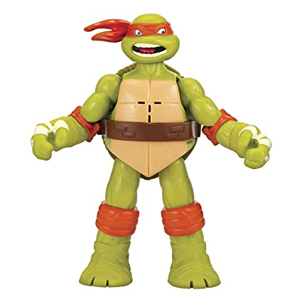 Amazon.com: Teenage Mutant Ninja Turtles Shout Michelangelo ...