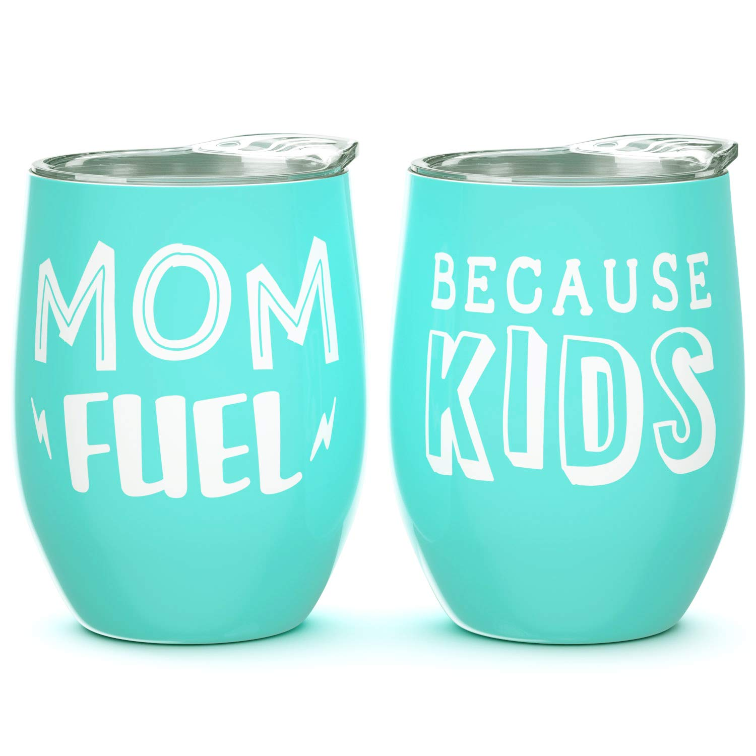 The Cutest Stainless Steel Double Insulated Vacuum Sealed Tumbler 12 Ounce Perfect For Moms Funny Birthday Wine Ideas For Women Wife Sister Best