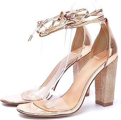 Gold High Heels Cheap