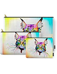 Society6 Maine Coon Cat Carry-All Pouch