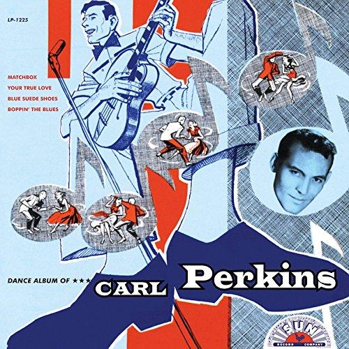 Carl Perkins - The Dance Album Of Carl Perkins (LP Vinyl)