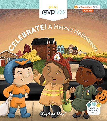 Celebrate! a Heroic Halloween