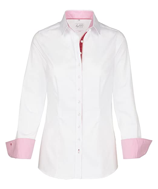 Bymi Y Para Amazon Camisas Ropa Mujer es Básico Accesorios AAqZwR