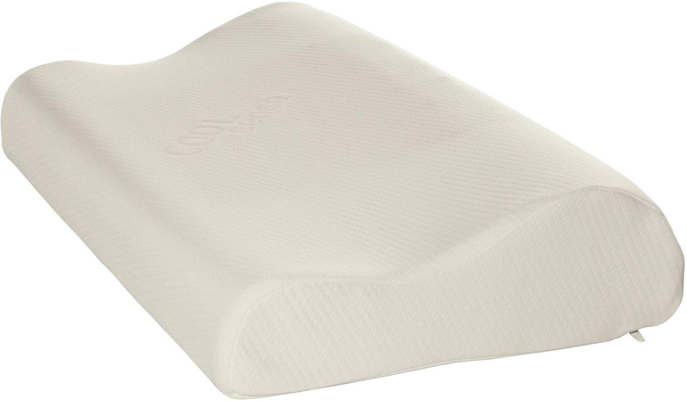 Meradiso® cervical viscoelástico Almohadilla de gel, 50 x 30 ...