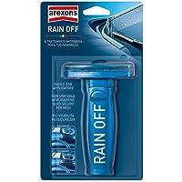 AREXONS 1109369 Rain off, Anti Pioggia, Spazzole Vetri Auto, 100 ml