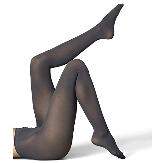d2d1e175c04 Image Unavailable. Image not available for. Color  Hi-Quality Semi-Opaque  Tights dark Grey 50 DENIER