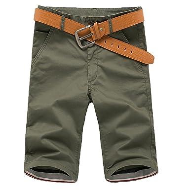 MOIKA Herren Freizeitshorts, Sommer Herren Jogg Everyday Shorts Sportshorts  Knielang Kurze Hose Shorts Bermuda Shorts 4f5c47c497
