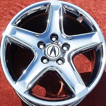 Amazoncom Acura TL Set Of Genuine Factory Inch Chrome Wheels - Acura tl rim