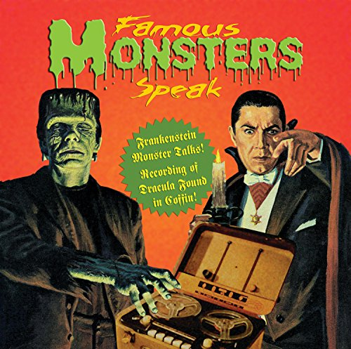 Famous Monsters Speak - Mall Meadow Stores