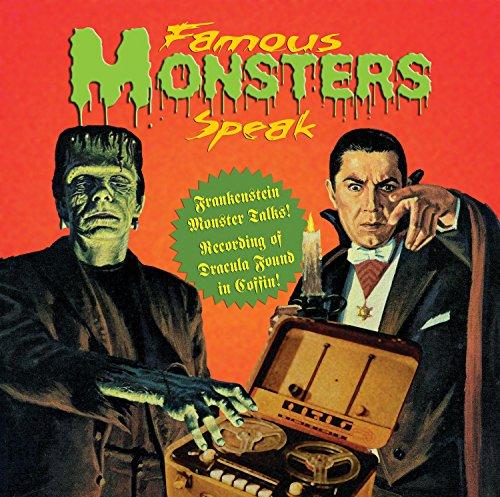 Famous Monsters Speak - Songs Halloween Famous