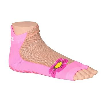 Sweakers® Pink Pump Calcetines antideslizantes para natación (19 - 22)