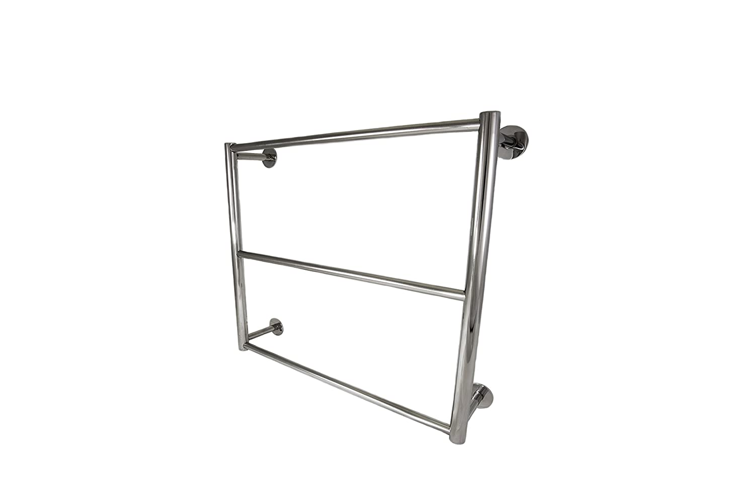 Preferred Bath Accessories 3015‐18SS 18 inch Triple Towel Rack, Bright Polished lovely
