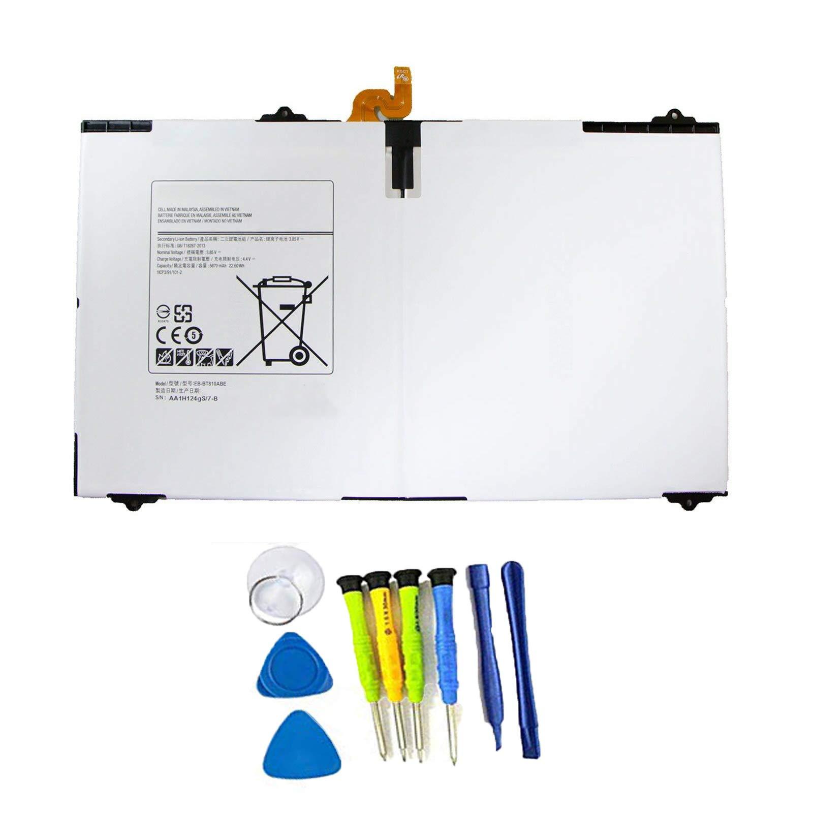 Bateria Tablet EB-BT810ABE 5870mAh Galaxy Tab S2 9.7'&