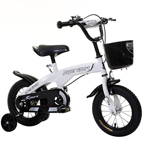 BZEI-BIKE Bicicletas para Niños Bicicleta de Montaña al Aire Libre Adecuado 2-3