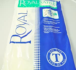 Royal Model 5300 Style T Vacuum Cleaner Bags
