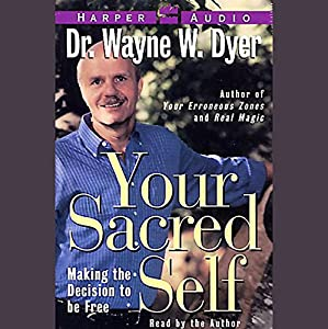 Your Sacred Self Audiobook