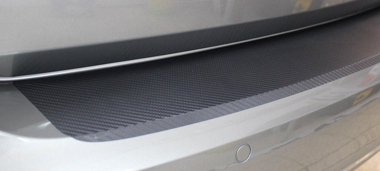 Ladekantenschutz Lackschutzfolie Schutzfolie 3D Carbon Schwarz Auto Folie Lackschutz 10270