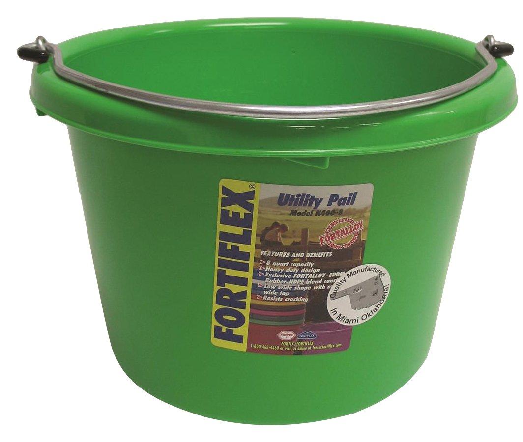 FORTEX Industries N400-8 Mango 12 Pail 8 Quart Mango Green