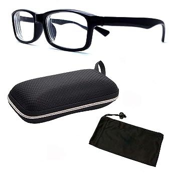 e29aa26fa8 Amazon.com  Myopia Square Rectangular Shape Light Weight Driving ...