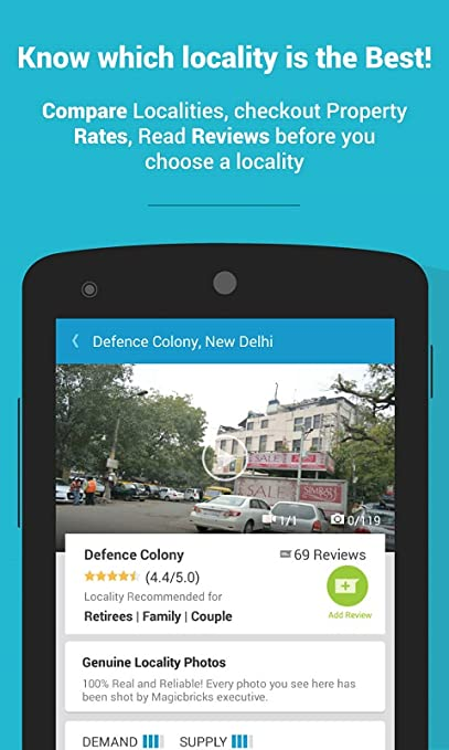 Amazon com: MagicBricks Property Search: Appstore for Android