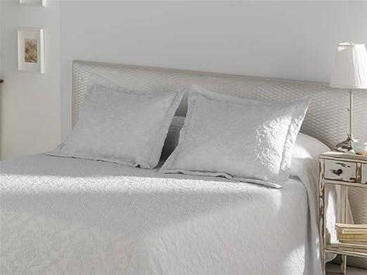 Tejidos JVR - Cojín MAGIA 50x60 cm - Color Blanco sin relleno