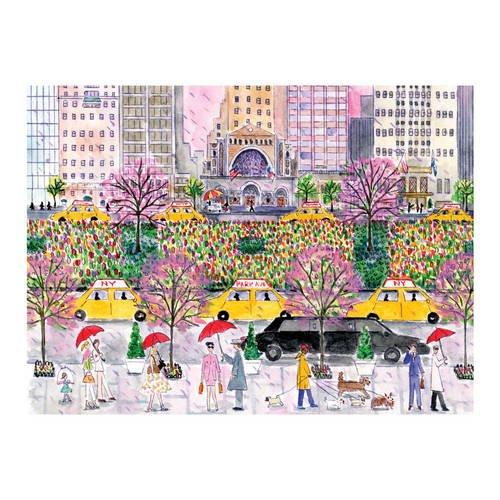 mudpuppy-galison-michael-storrings-spring-on-park-avenue-puzzle-1000-piece