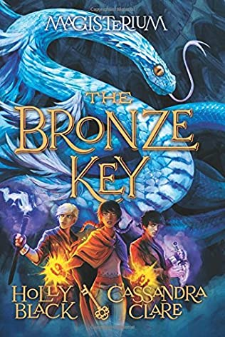 book cover of The Bronze Key