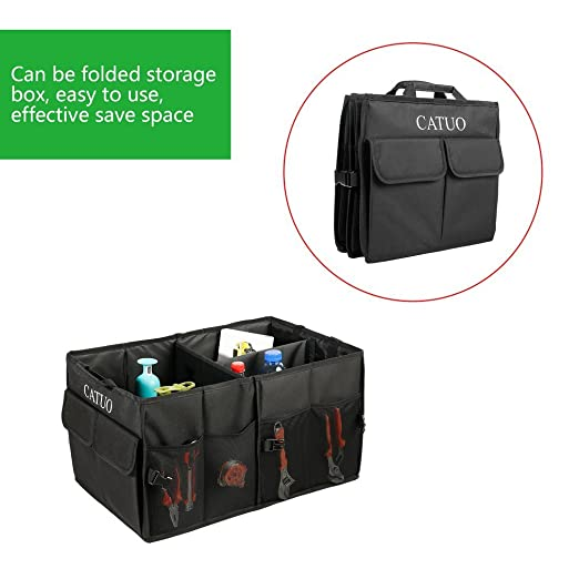 Amazon.com: Graspwind Organizador de maletero de coche ...