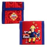 Feuerwehrmann Sam - Kinder Geldbörse Portemonnaie Emergency