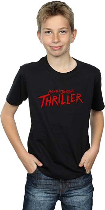 Thriller T-Shirt in 9 Colours