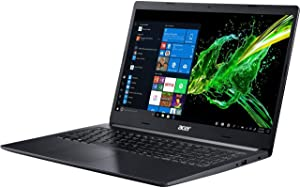 "Acer Aspire 5 Slim Laptop, 15.6"" Full HD IPS Display, 8th Gen Intel Core i7-8565U (Up to 4.6 GHz), NVIDIA GeForce MX250 Dedicated Graphics, 8GB DDR4, 512GB SSD, Backlit Keyboard, Windows 10 Home"