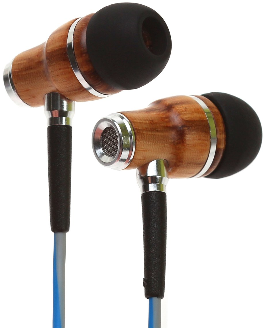 Symphonized NRG 3.0 Earbuds Wood In Ear Noise-isolating Headphones with Mic Vo | eBay