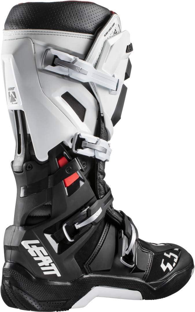 Leatt Motocross-Stiefel GPX 5.5 Flexlock Schwarz