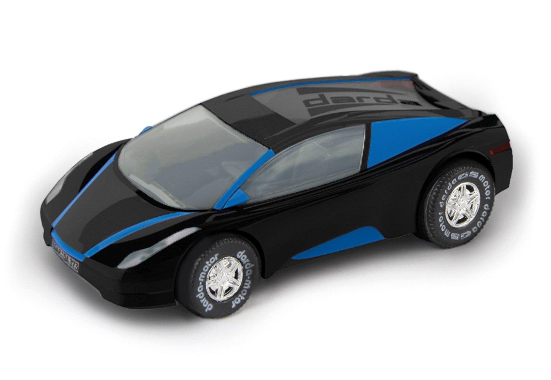 Darda 50301 coche de carreras Formula Rojo/Blanco aprox. 9 cm: Amazon.es: Juguetes y juegos