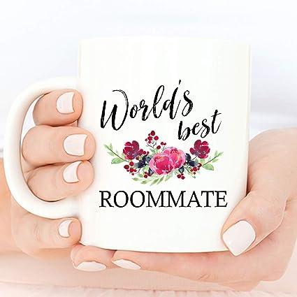 Amazon Worlds Best Roommate Room Mate Coffee Mug